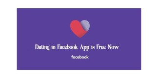 Dating in Facebook App is Free Now