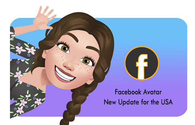 Facebook Avatar New Update for the USA
