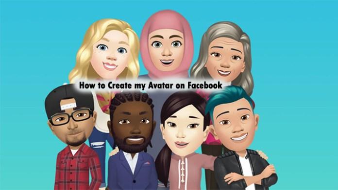 How to Create my Avatar on Facebook