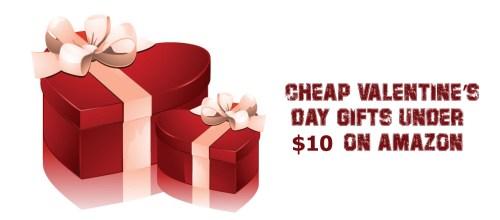 Cheap Valentine's Day Gifts Under $10 on Amazon