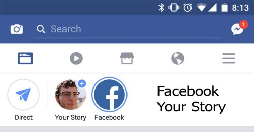 Facebook Your Story