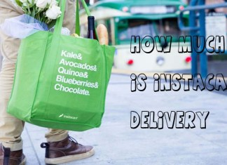 How much is InstaCart Delivery