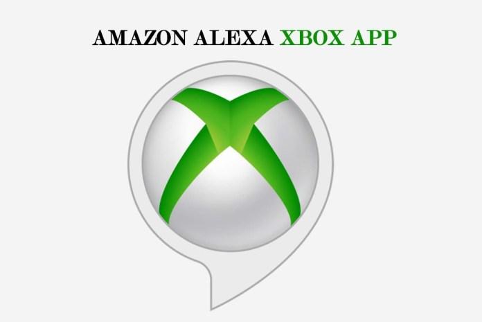Amazon Alexa Xbox App