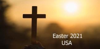Easter 2021 USA