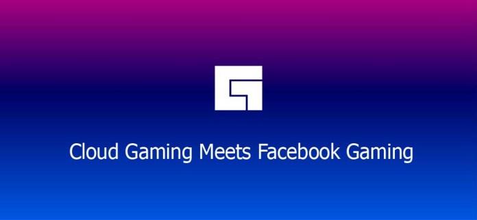 Cloud Gaming Meets Facebook Gaming