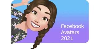 Facebook Avatars 2021