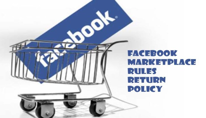 Facebook Marketplace Rules Return Policy