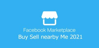 Facebook Marketplace Buy Sell nearby Me 2021