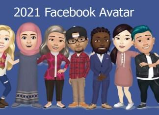 2021 Facebook Avatar