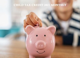 Child Tax Credit 2021 Monthly