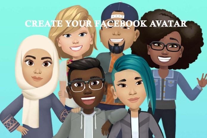 Create Your Facebook Avatar