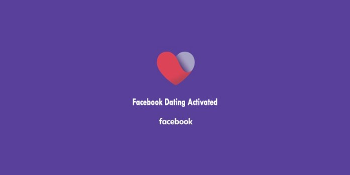 Facebook Dating Activated
