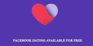 Facebook Dating Available for Free