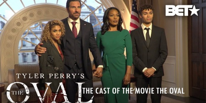 The Cast of the Movie the Oval