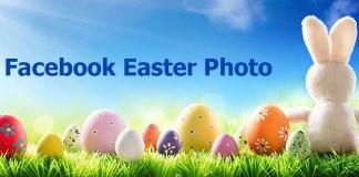Facebook Easter Photo