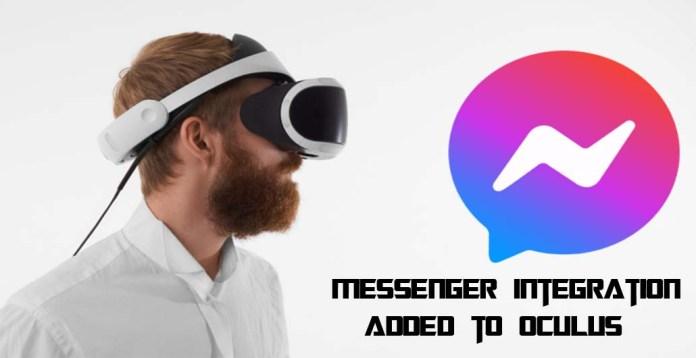 Messenger Integration added to Oculus