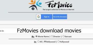 FzMovies download movies