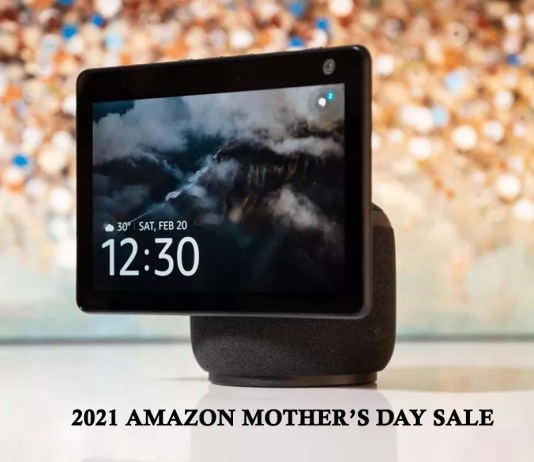 2021 Amazon Mother's Day Sale