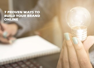 7 Proven Ways to Build Your Brand Online