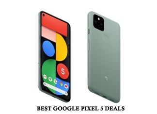 Best Google Pixel 5 Deals