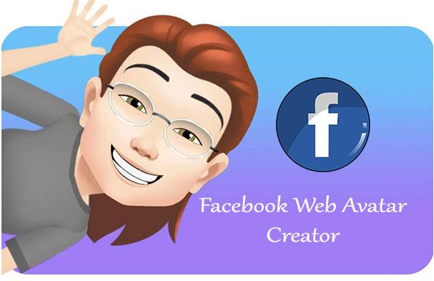 Facebook Web Avatar Creator
