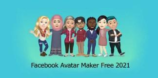 Facebook Avatar Maker Free 2021