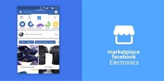 Facebook Marketplace Electronics