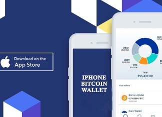 iPhone Bitcoin Wallet