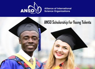 ANSO Scholarship for Young Talents