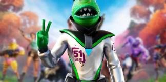 Alien Abduction Arrives on Fortnite