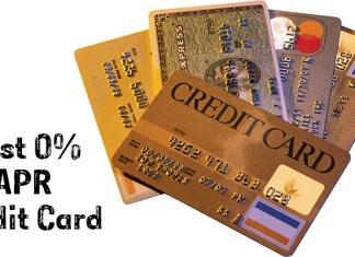 Best 0% APR Credit Card