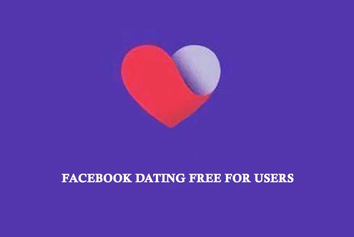 Facebook Dating Free for Users