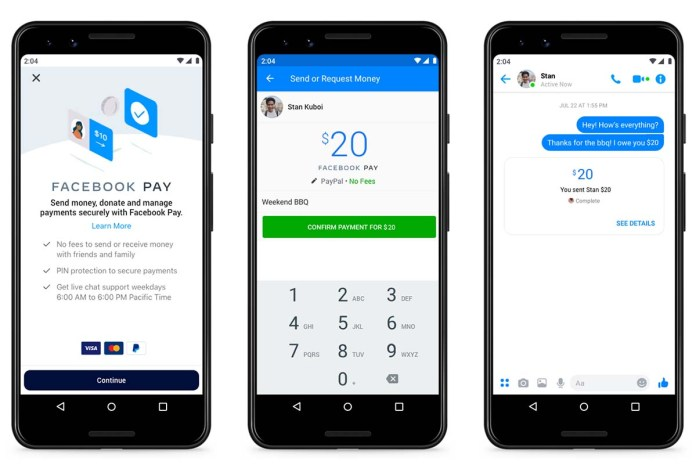 Money Transfer Now Made Easier with Update on Facebook Messenger