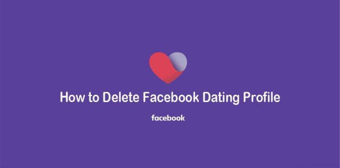 How to Delete Facebook Dating Profile
