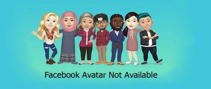 Facebook Avatar Not Available