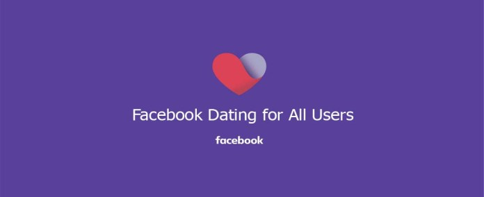 Facebook Dating for All Users