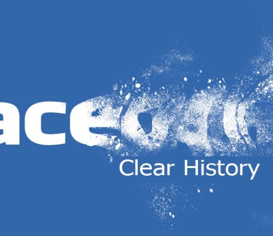 Facebook Clear History