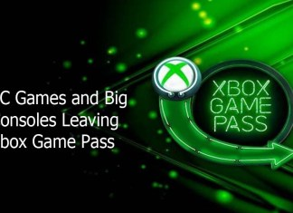 PC Games and Big Consoles Leaving Xbox Game Pass