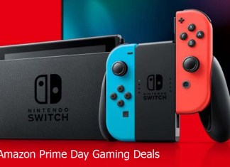 Amazon Prime Day Gaming Deals