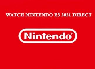 Watch Nintendo E3 2021 Direct