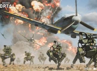 Battlefield 2042's Portal Platform