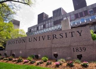 Boston University Trustee Scholarship
