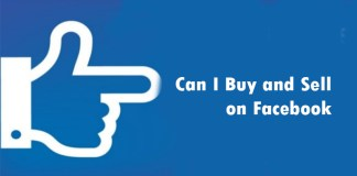 Can I Buy and Sell on Facebook