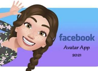 Facebook Avatar App 2021