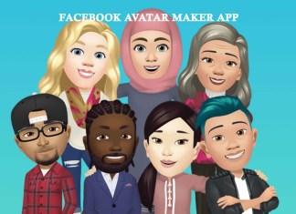 Facebook Avatar Maker App 2021