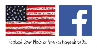 Facebook Cover Photo for American Independence Day