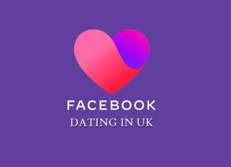 Facebook Dating in UK