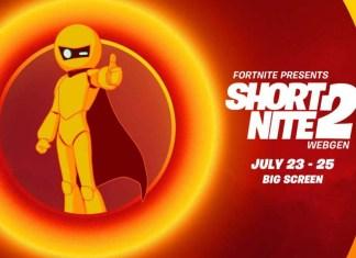 Fortnite Short Nite 2 Brings Short Movies