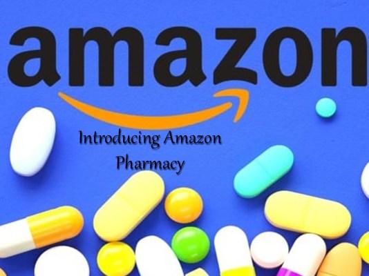 Introducing Amazon Pharmacy