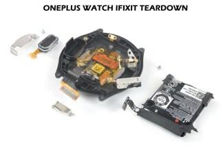 OnePlus Watch iFixit Teardown